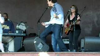 "Michael Damian ""Rock On"" at Clifton Common"