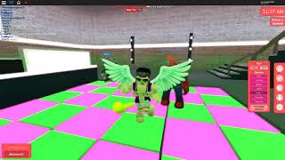 Spiderman harassing people on Roblox?