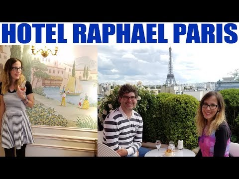 Hotel Raphael Paris - Room And Hotel Tour