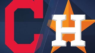 Indians hang on for 5-4 victory over Astros: 5/19/18