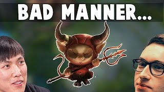 When Bad Manner GOES WRONG... Funny LoL Series #51 (ft.Bjergsen, Doublelift, Sneaky...)