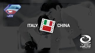 HIGHLIGHTS: Italy v China - Men - Olympic Qualification Event 2017