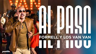 Los Van Van - Al Paso (Video Oficial)
