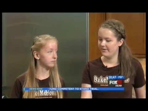 Amy and Emma visit Fox19 Now to catch up with Frank Marzullo