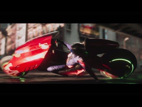 「AKIRA」の金田バイクにデロリアンも登場? スピルバーグ監督の最新作「レディ・プレイヤー・ワン(原題)」最新映像公開