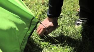 видео Палатка Red Fox Fox Challenger 3 Mesh