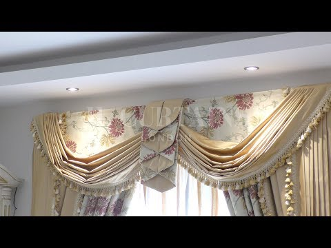 Living Room Curtain Installation | JL Curtains London