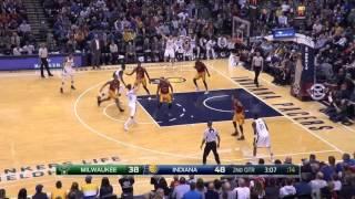 Milwaukee Bucks vs Indiana Pacers || FULL HIGHLIGHTS || Apr 06, 2017 || NBA