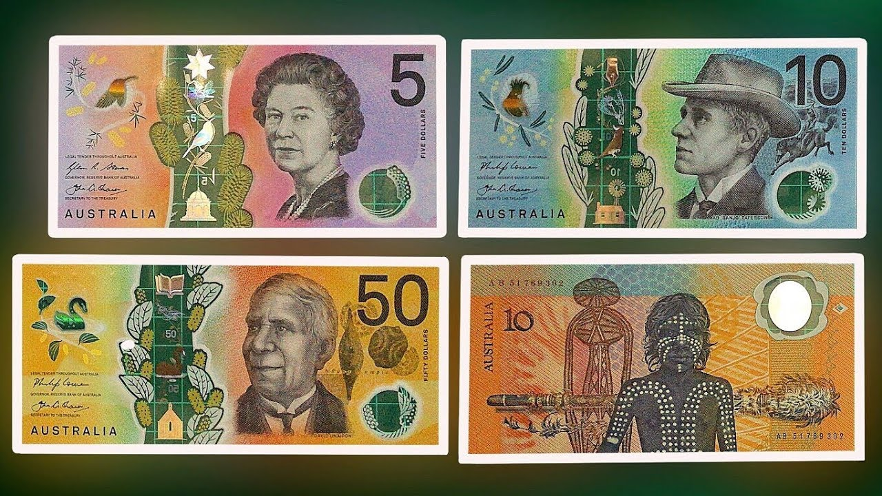 The Banknotes That Changed World