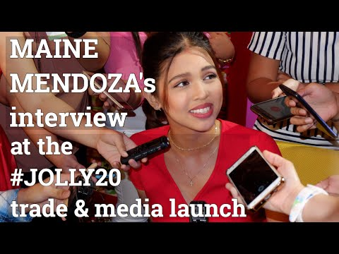 Maine Mendoza on FHM Sexiest List, her McDo branch, Twitter break, AlDub anniversary, & Maldives