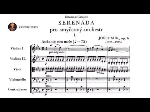 Josef Suk - Serenade for Strings Op. 6 (1892)