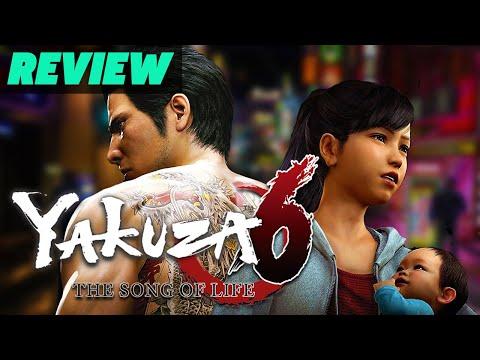 Yakuza 6: The Song Of Life Review