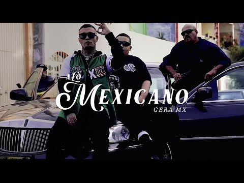 A Lo Mexicano ?? - Gera MX Feat. Robot (Video Oficial)