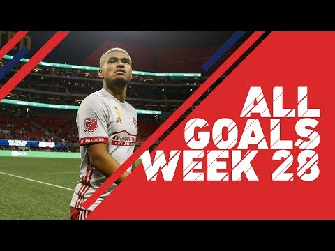Two Hat-tricks in four days for Josef Martinez | All Goals, Week 28
