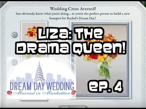 LIZA THE DRAMA QUEEN | Dream Day Wedding - Married In Manhattan Ep. 4