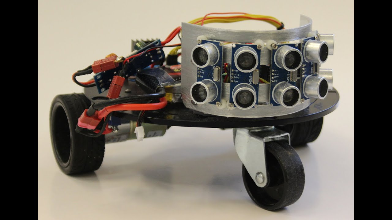 how to make an autonomous robot