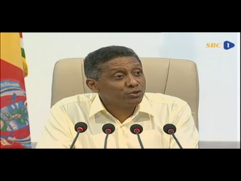 SBC SEYCHELLES - Live Presidential Press Conference - 20 Dec 2018