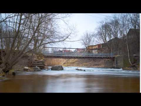 Rezekne Damba/ River Slow h264 420 1080p 24 HQ+