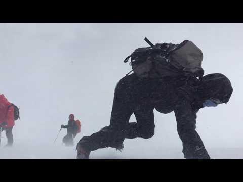 Mt. Elbrus Summit, Danish Tour, 2018.