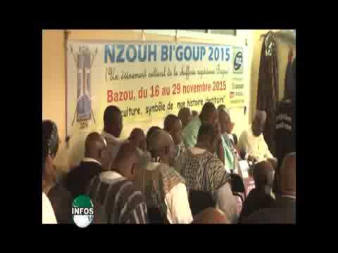 CONFÉRENCE DE PRESSE DE DOUALA NZOUH BI'GOUP 2015