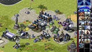 C&C Red Alert 2 Megapack Challenge 1v7 -Unholy Alliance - British