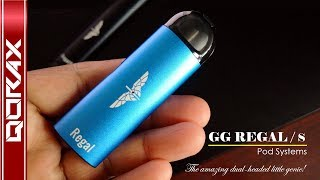 GG REGAL Pod System  ~Review