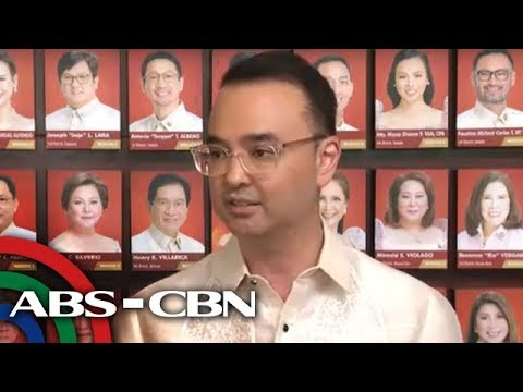 House Speaker Cayetano Talks To Reporters About ABS-CBN Franchise Issues | ABS-CBN News