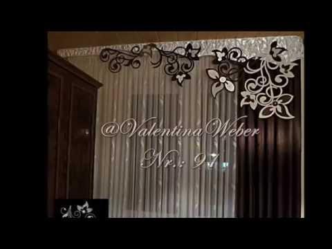 Ламбрекены и шторы
