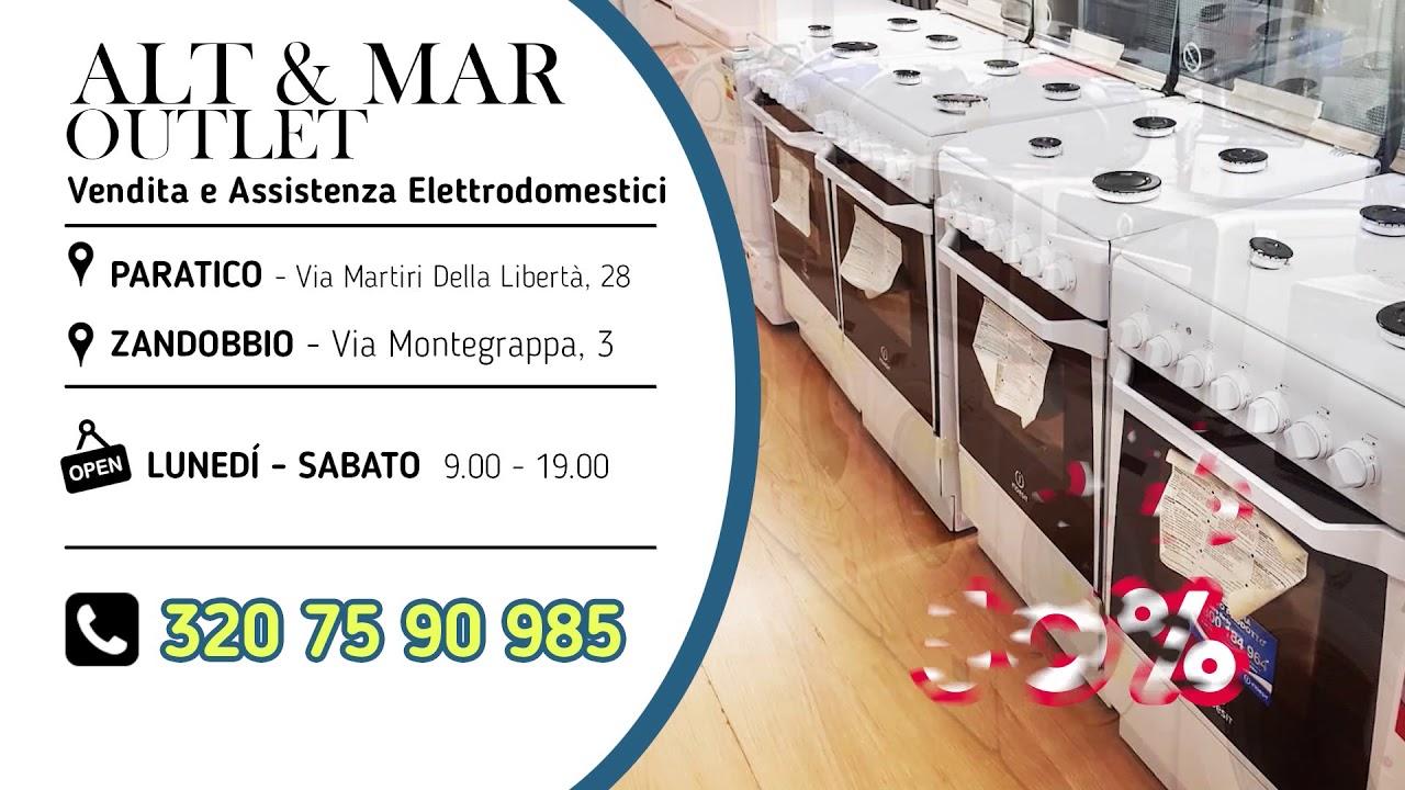 Outlet Elettrodomestici San Donato Milanese spot alt & mar outlet - 20s • by mp quadro srl