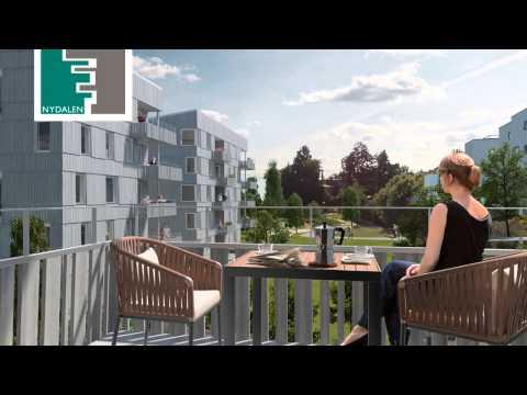Spikerverket | Nydalen | Ledige leiligheter