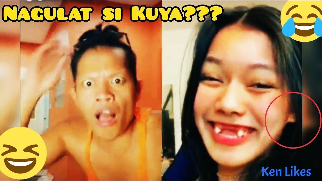 PINOY FUNNY VIDEOS, Funny Tiktok, Pinoy Kalokohan, Bawal Tumawa Challenge , Pinoy Memes