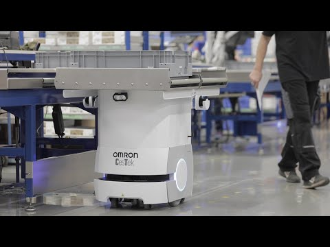 Made-to-order production with an advanced fleet of mobile robots at VOLA