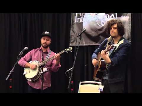 American Folklife Center/Folk Alliance Lomax Challenge: Cody Brewer