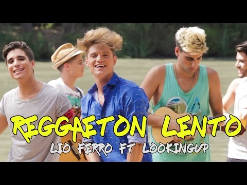 Reggaeton Lento (Lio Ferro FT Looking Up) | LIONEL FERRO (Bailemos)