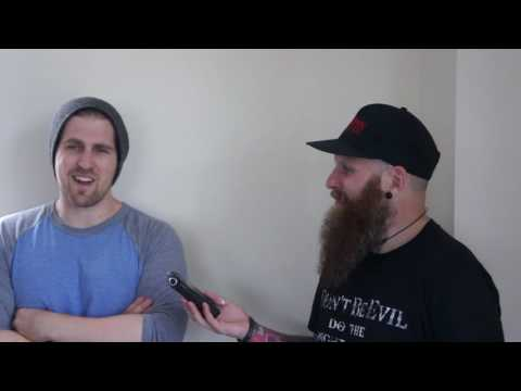 Between The Buried and Me Interview UK Tech Fest 2016