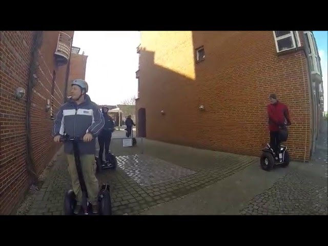 Segway Tour Bremen 60 Minuten
