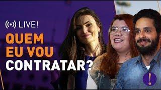 A FINAL DA CONTRATAÇÃO QUE VOCÊ RESPEITA! Quem a Nath vai contratar? (AGORA GRAVADO)