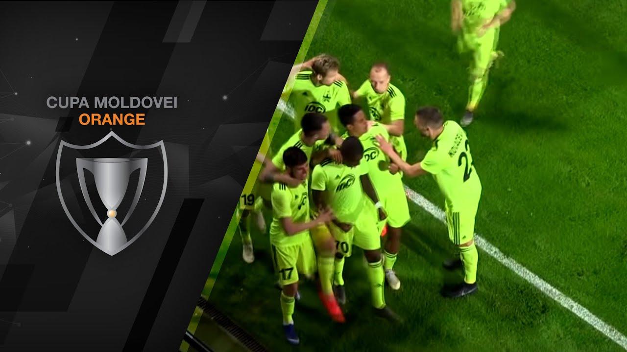 Sheriff 1-0 SGS, Golul Meciului // Finala Cupei Moldovei-Orange, 22.05.2019
