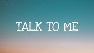 Zayn - Talk To Me (Lyrics)