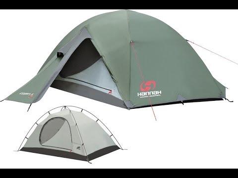 Hannah Desert Tent обзор палатки