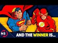 History of Every SUPERMAN vs FLASH Race! Who is Faster? || NerdSync