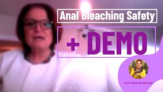 Download Video How to Safely Bleach the Anal Region (Live Demo) MP3 3GP MP4