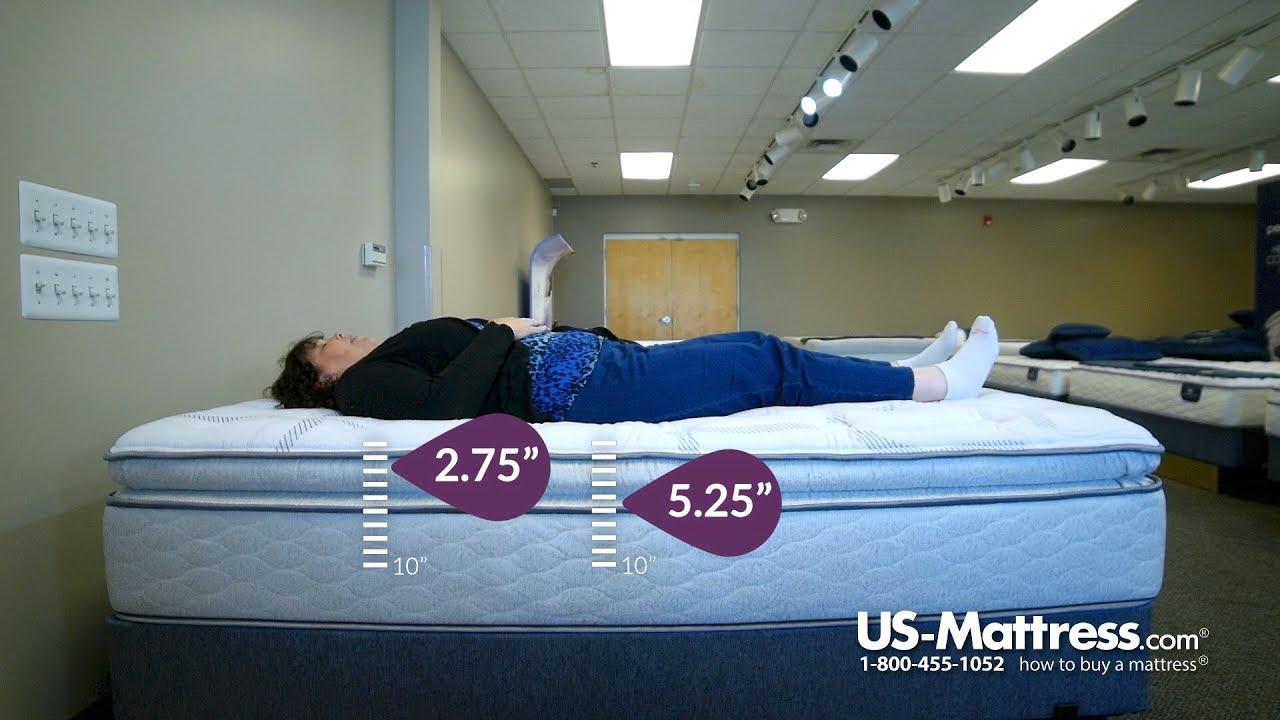 serta sertapedic hardwick ii super pillow top plush mattress comfort depth sandy
