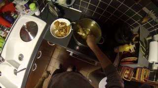 Carri de poulet (comme à la Réunion)