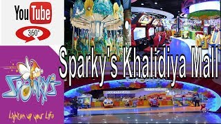 360 Video Indoor Playground Family Fun for Kids Play Playroom Pool Balls | Sparky\'s Party Room P3