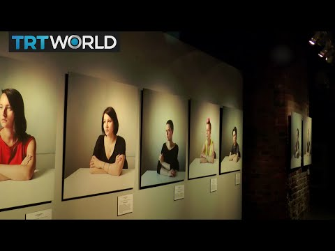 The Istanbul Photo Awards exhibition in Moscow
