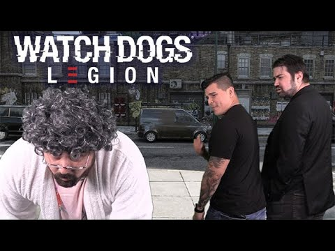 Watch Dogs: LEGION Angry Rapid Fire Review