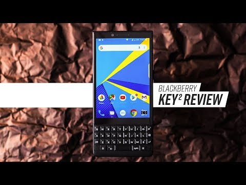 BlackBerry Key2 Review: What's Old Is New Again
