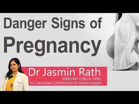 Hi9 | Danger Signs of Pregnancy | Dr.Jasmin Rath | Sr.Consultant Gynecologist