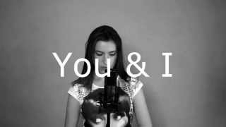 One Direction - You & I (cover) by Monica Koleva